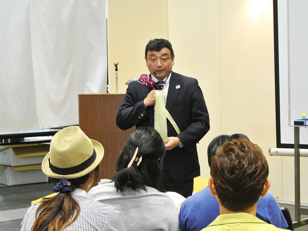 山田のおやじセミナー_住まい夢フェア2018
