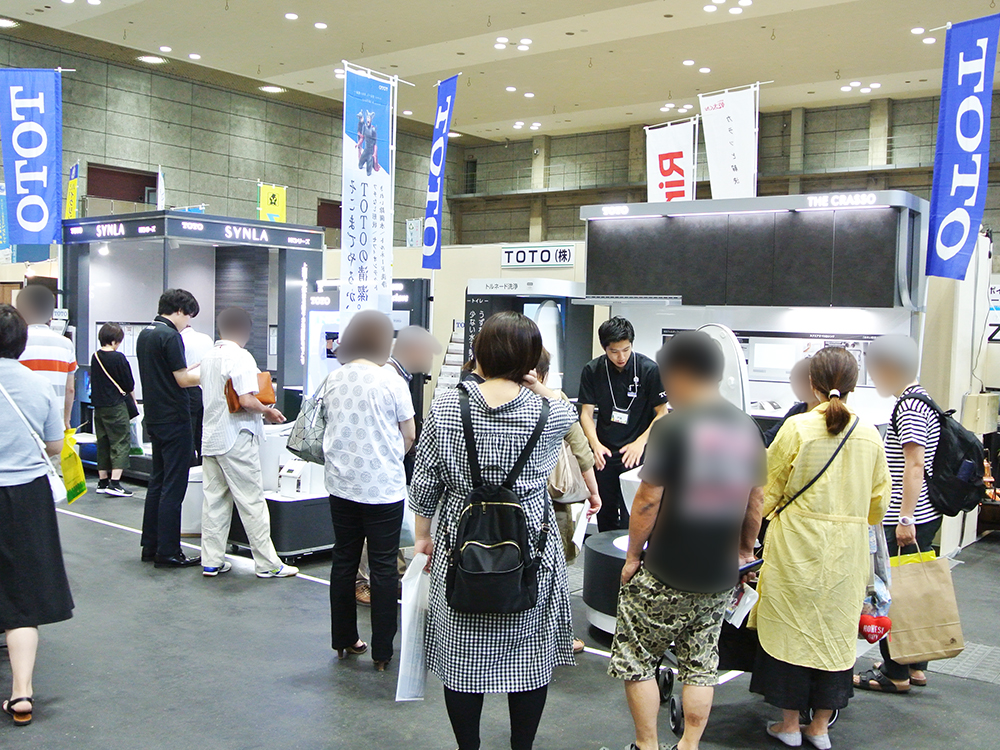 TOTO_住まい夢フェア2019展示相談会